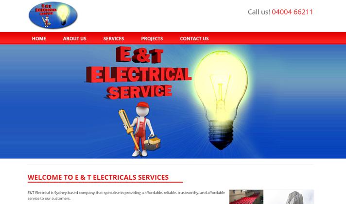 E & T Electricals Services