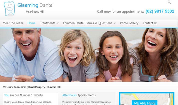 Gleaming Dental