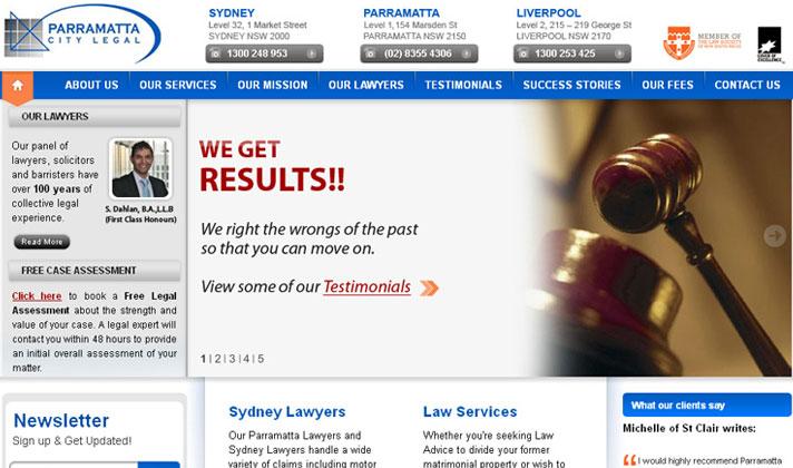 Parramatta City Legal