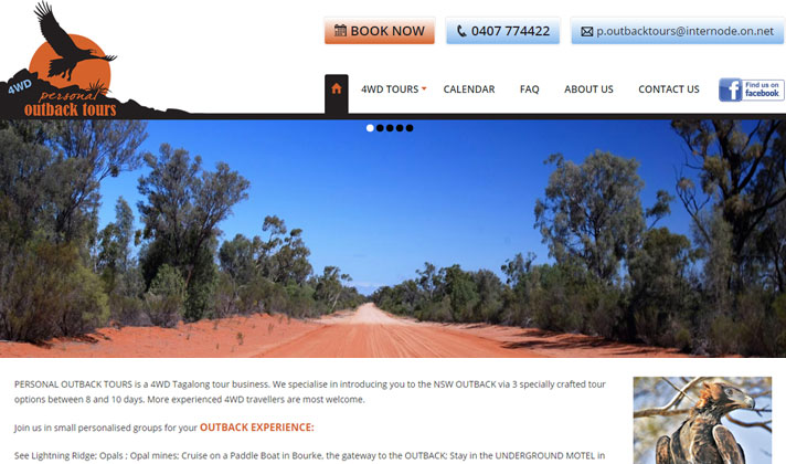 Personal Outback Tours