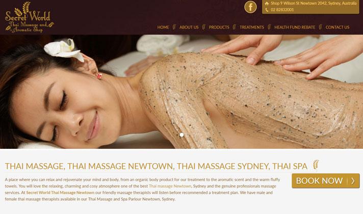 Secret World Thai Massage