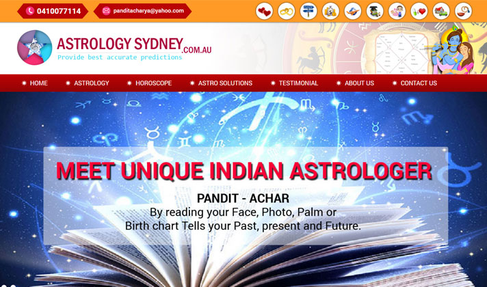 Astrology Sydney