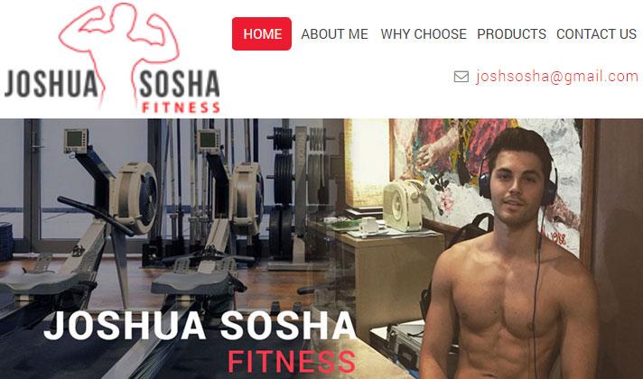 joshua Sosha Fitness