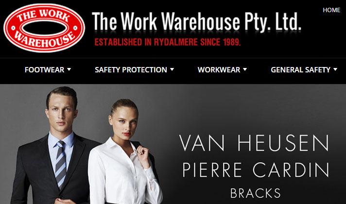 Workwarehouse