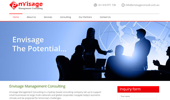Envisage Management Consulting