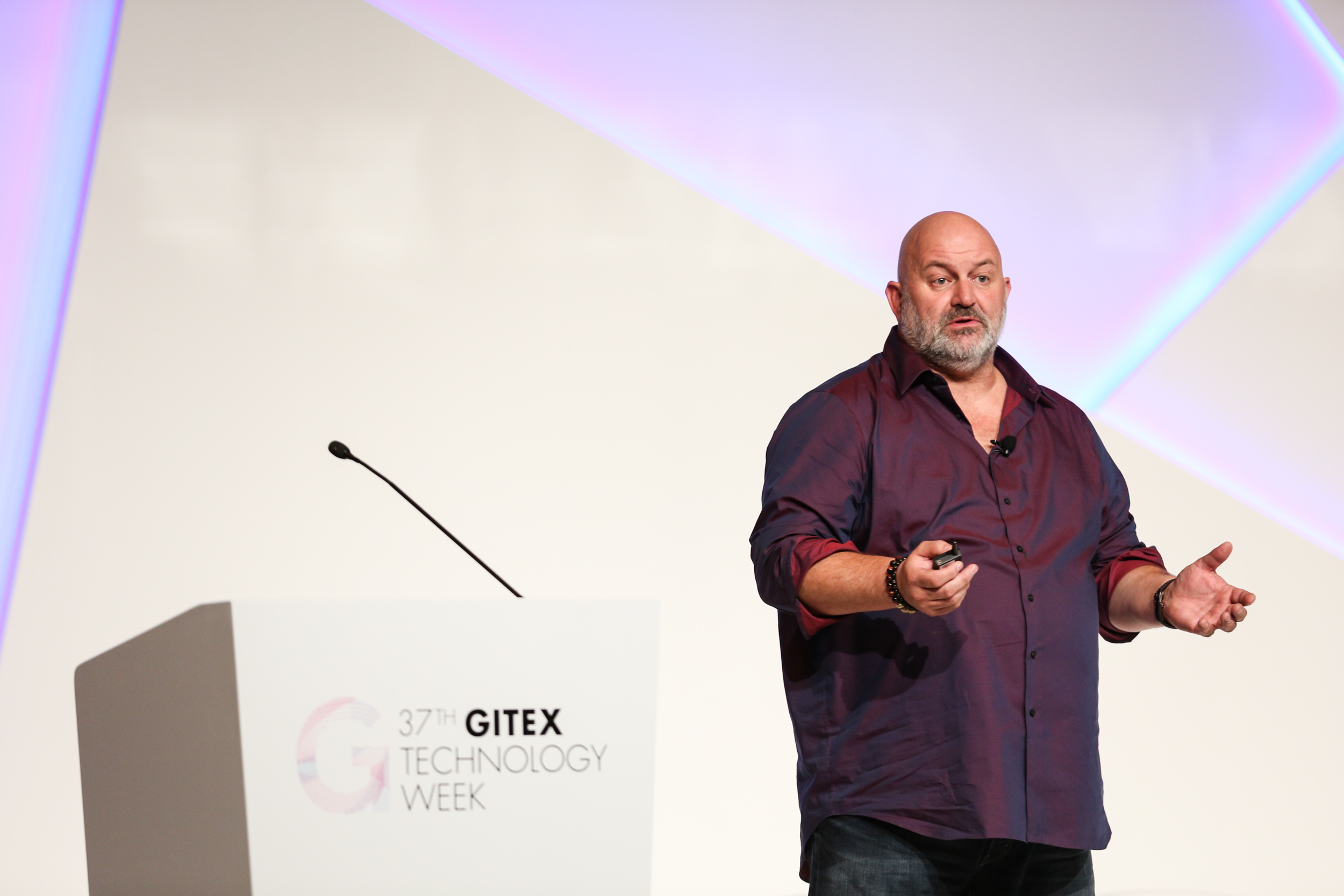 Dr Werner Vogels, Chief Technology Officer and Vice President of Amazon
