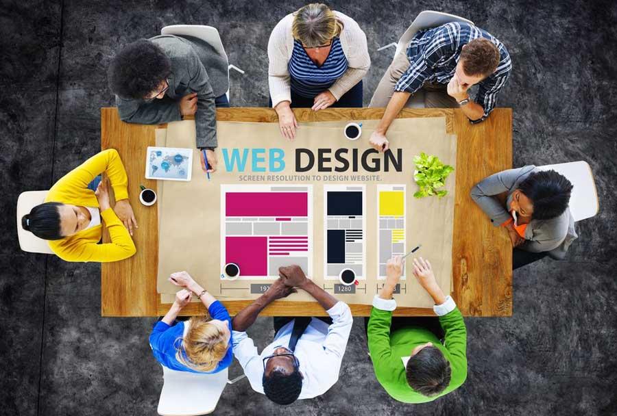Hiring a professional web designer