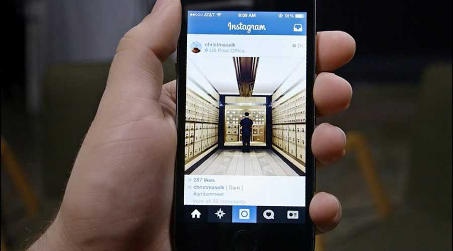 instagram Brand Identity