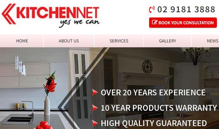 Kitchen Net