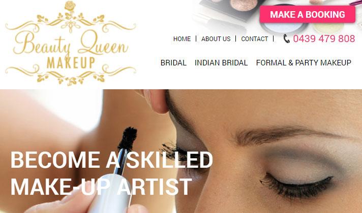 Beauty Queen Makeup