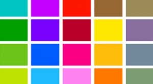 How to choose good color combinations for website
