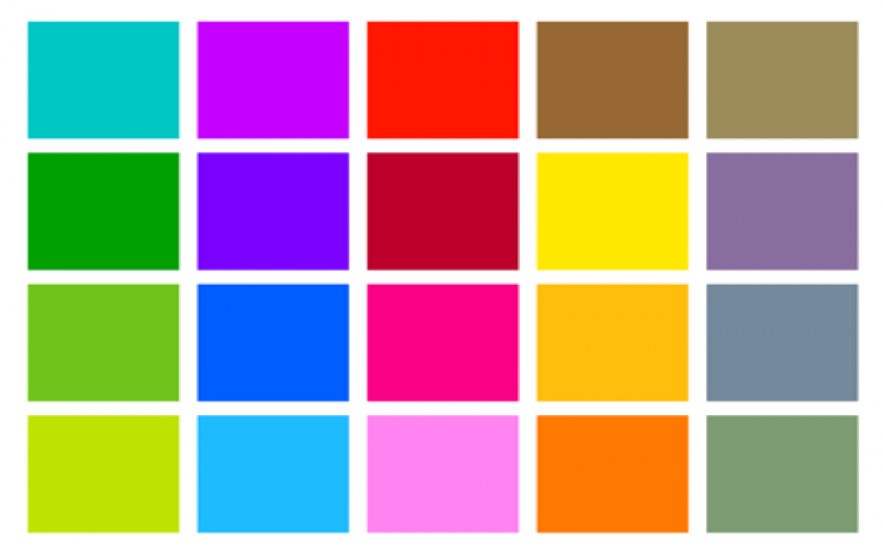 right colors for your website